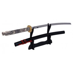 "Duncan MacLeod ""Highlander"" Katana Dragon"