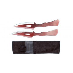 Throwing knives Bowie - (2 pcs)
