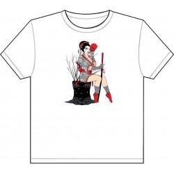 Tricou Geisha