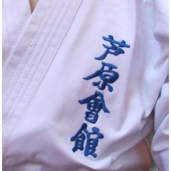 Karategi Ashihara Master