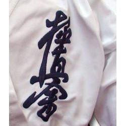 Karategi Kyokushin Master JAP