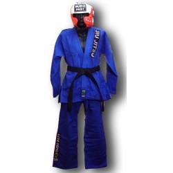 Brazilian Jiu Jitsu Gi Albastru