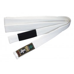 Bjj Belt White/Black
