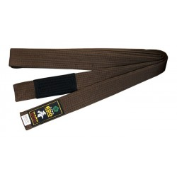Bjj Belt Brown/Black