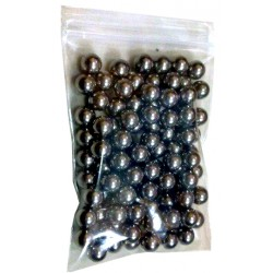 Metal balls - 50 pcs/bag