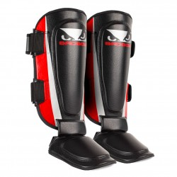 BAD BOY Training Series2.0 Shin Guards/Red