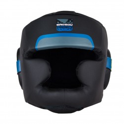 BAD BOY Pro Series 3.0 Full Face Guard/Blue