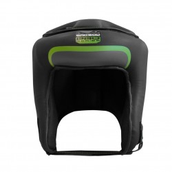 BAD BOY Pro Series 3.0 Open Face Guard/Green