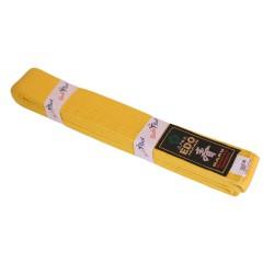 Centură galbenă
