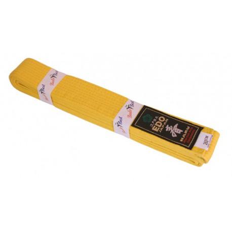 Yellow Belt Karate width of 4 cm