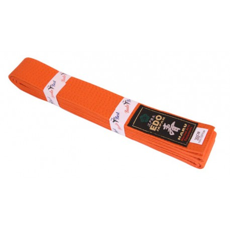 Orange Belt Karate width of 4 cm