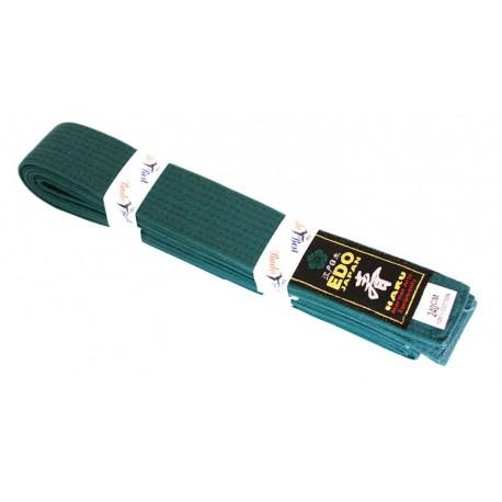 Green Belt Karate width of 4 cm