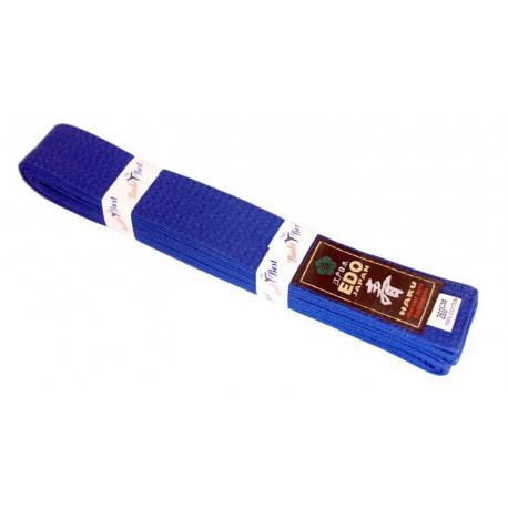 Blue Belt Karate width of 4 cm