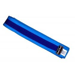Centura bleumarin cu chenar bleu