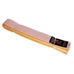 Karate Belt width of 4 cm - 50/50