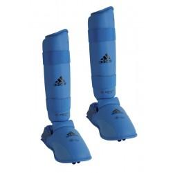 Tibiere Adidas pentru Karate - omologate WKF