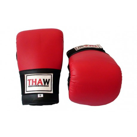 Punching bag gloves- elastic