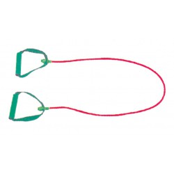 Corda elastica cu 2 manere
