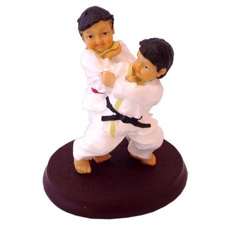 Figurina Judoka