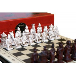 Chess - Terra-Cotta Warriors