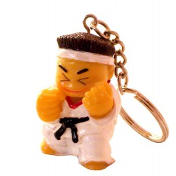 Keyring big figurine