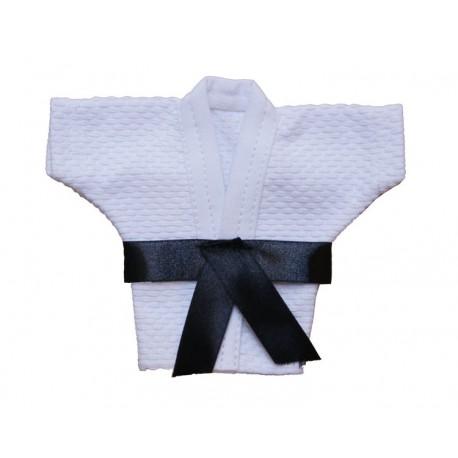 Smalli Judogi White