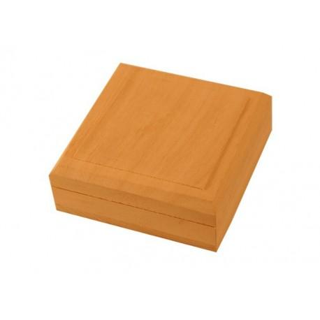 Wooden tsuba box
