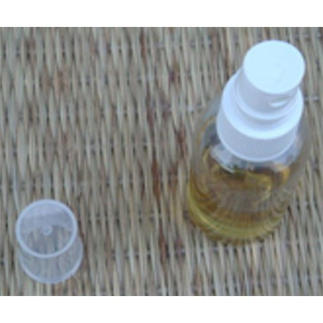 Spray and oil