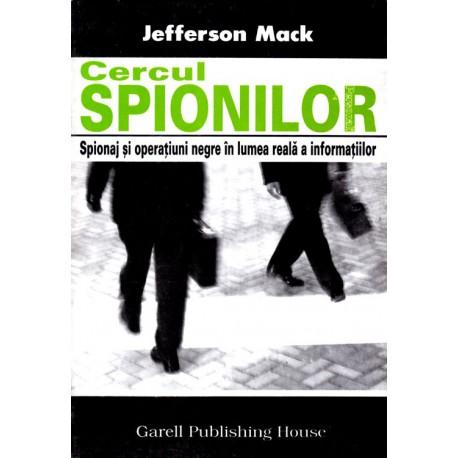 Cercul Spionilor Personali / Jefferson Mack