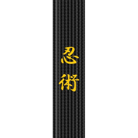 Broderie centura - Ninjutsu