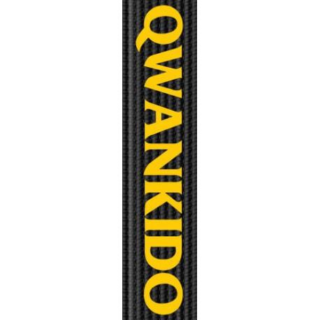 Broderie centura - Qwankido