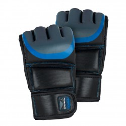 BAD BOY Pro Series 3.0 Gel MMA Gloves/Blue
