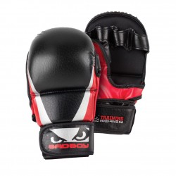 BAD BOY Training Series 2.0 MMA Safety Gloves/Red