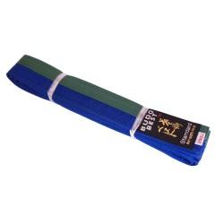 Karate Belt 2-colour - 4 cm