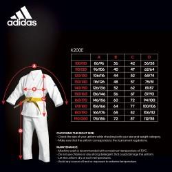"Kimono Karate Adidas - ""Kids"" - K200E"
