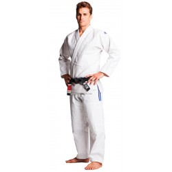 IBJJF UNIFORM CHAMPION WHITE