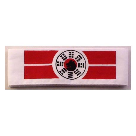 "Hachimaki 30 ""Trigrame"""