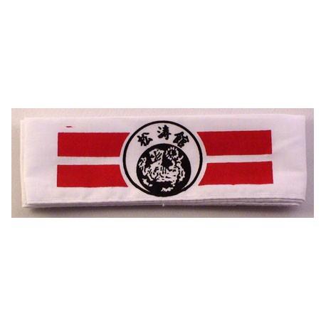 """Hachimaki 34 """"Shotokan"""""""