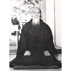 Poster Maestrul Morihei Ueshiba