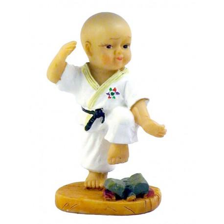 """Figurina mica karate """"E"""""""
