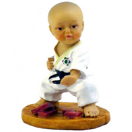 """Figurina mica karate """"L"""""""