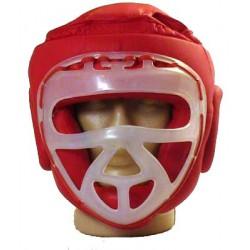 Plastic Mask Headguard Style-2