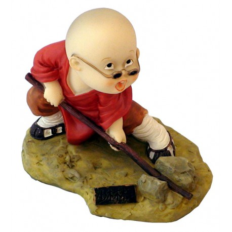 Figurina Shaolin - Gunshu