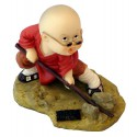 Shaolin Figurine - 3