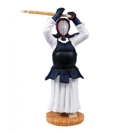 Kendoka - sword in hand