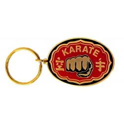Breloc Oval Karate