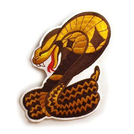 Emblema Cobra