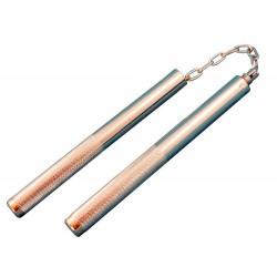 Nunchaku Baston Tip 3 – Metalic