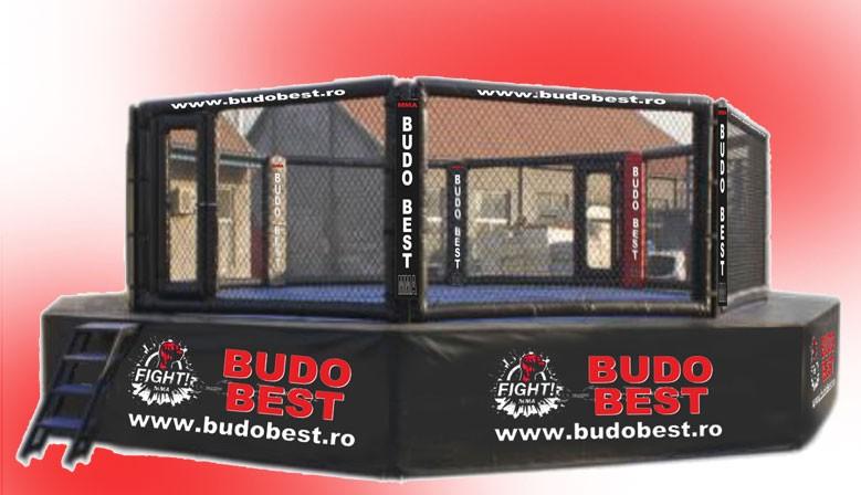 Cușcă MMA pentru competiții PRO