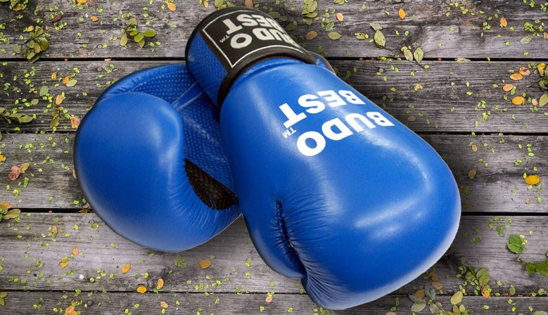 Echipament pentru kickboxing